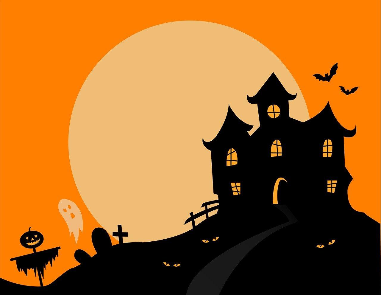 We're celebrating Halloween all weekend long